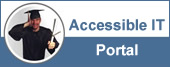 Accessible IT Portal Logo